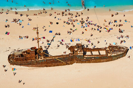 Photo SHIPWRECK BEACH - Tuul et Bruno Morandi