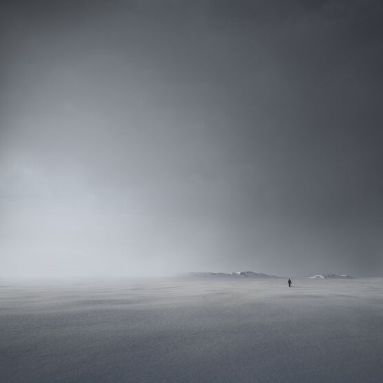 Photo Antartic Echoes - Michal Karcz
