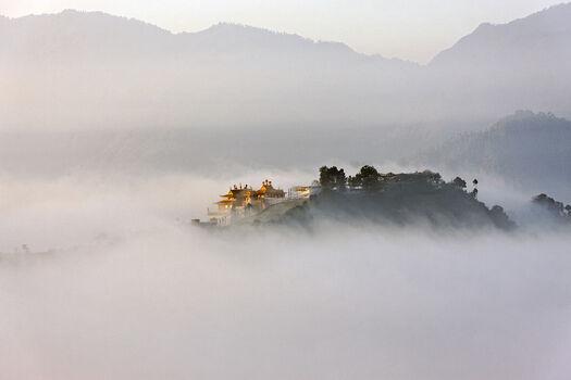 Photo Namo Buddha - Matthieu Ricard