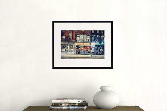 Photo The Library East Village NY - Franck Bohbot