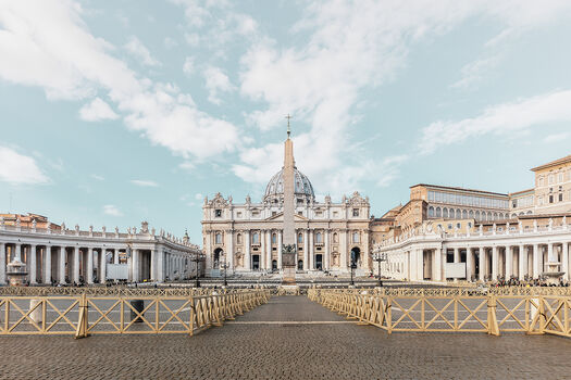 Photo VATICAN - Ludwig Favre