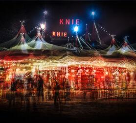 Photo Zirkus Knie III - Laurent Dequick