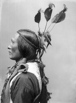 Photo Sioux - Léopold Mercier