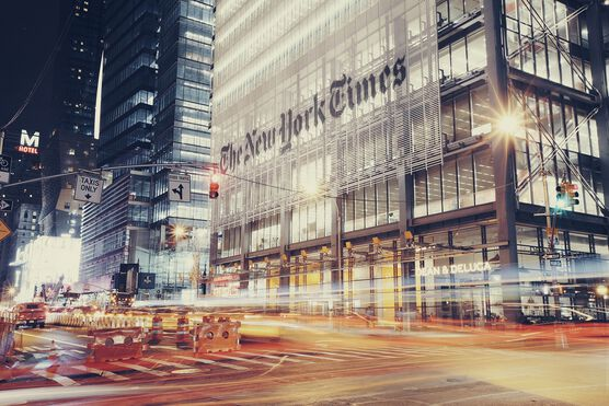 Photo NY Noire I - Ben Hupfer