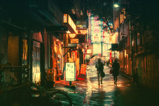 Photo TOKYO III - Masashi Wakui