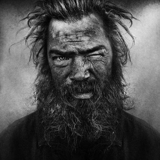 Photo Skid Row IV - Lee Jeffries
