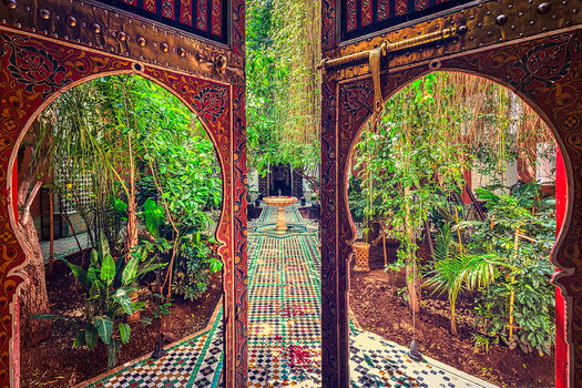 Photo MARRAKECH LE JARDIN RIAD - Bernhard Hartmann