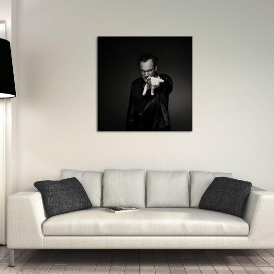 Photo Quentin Tarantino - Nicolas Guerin