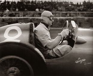 Grand Prix d'Albi, 1951, Louis Rosier