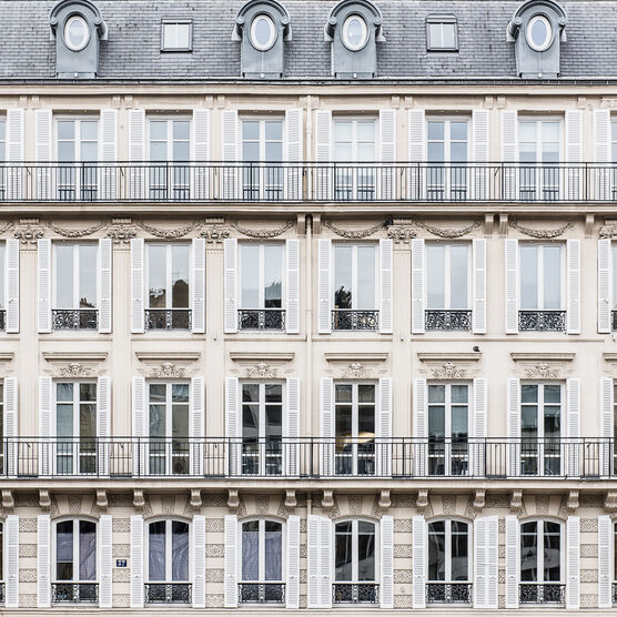 Photo THOSE PARISIAN SQUARES - Guillaume Dutreix