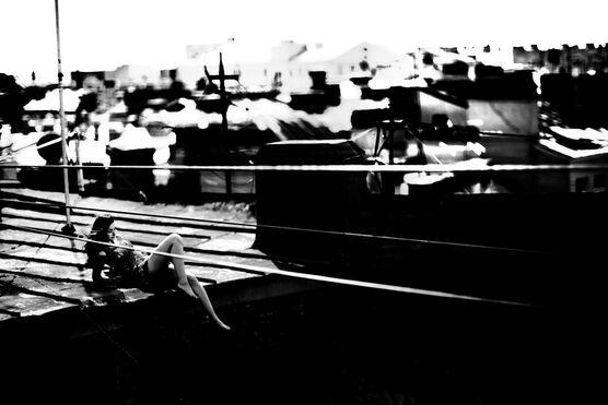 Photo Wind on the Roof - Ilya Rashap