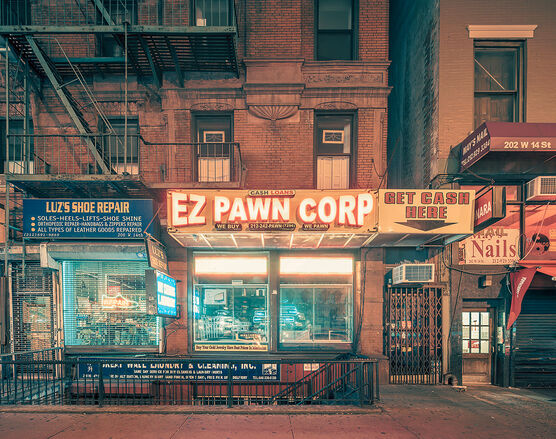 Photo Ez Pawn Corp, NYC - Franck Bohbot