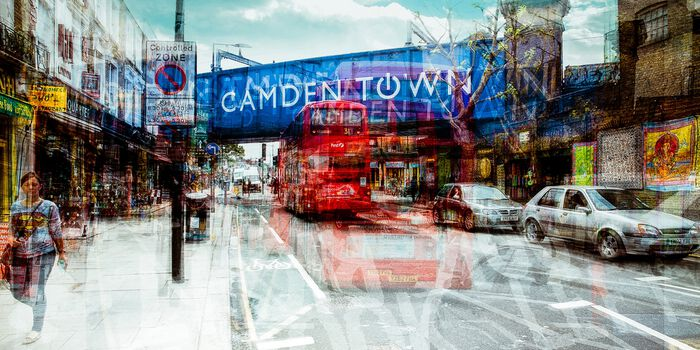 Photo Camden Town III - Laurent Dequick