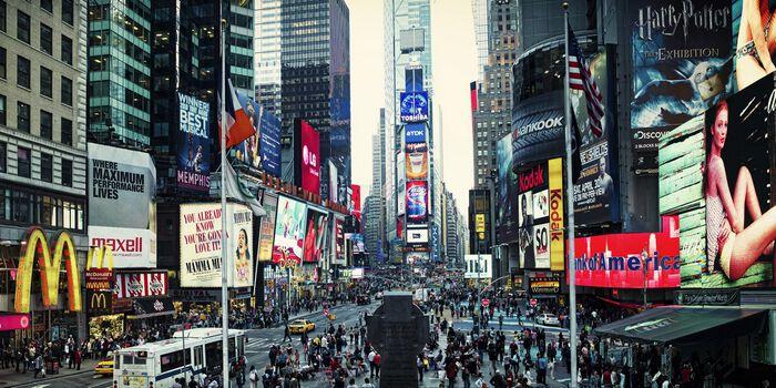 Photo Times Square - Jörg Dickmann