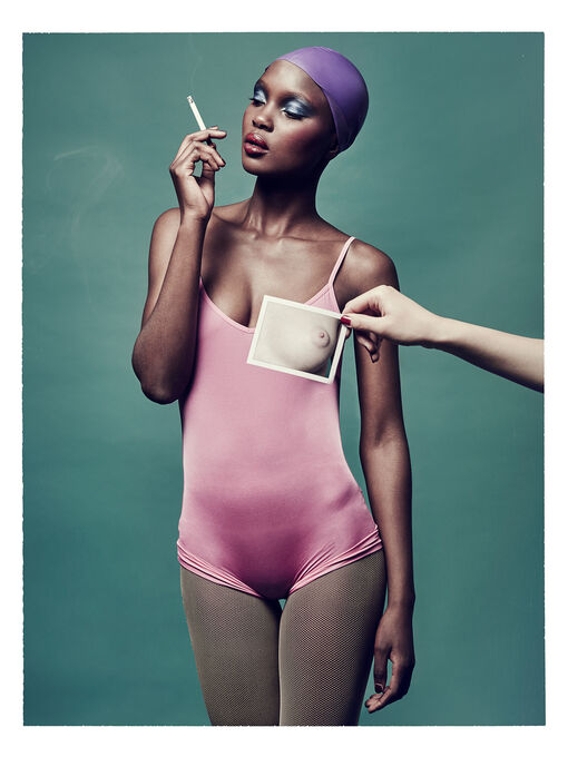 Photo Free The Nipple - Nicolas Guerin