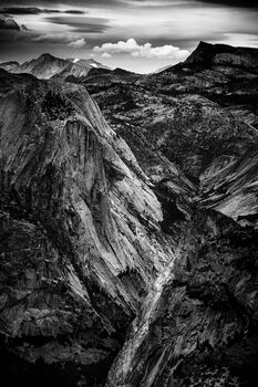 Photo Yosemite Valley - Laurent Baheux