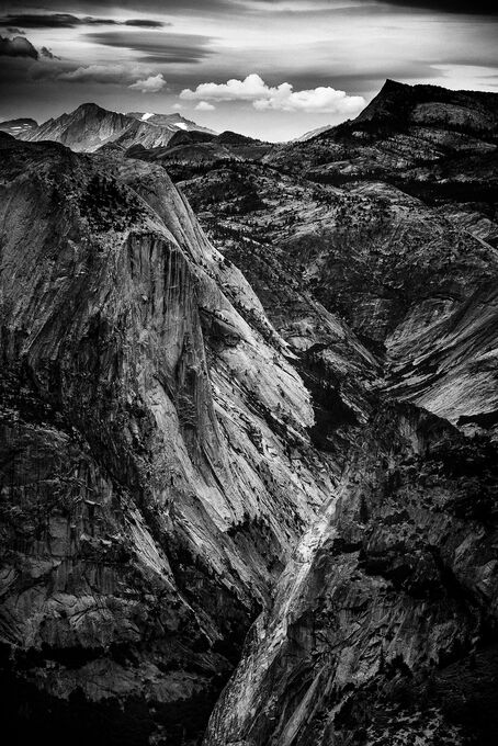 Photo Yosemite Valley - Laurent Baheux