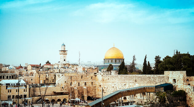 Photo JERUSALEM I - Jörg Dickmann