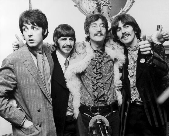 Photo Beatles - KEYSTONE AGENCY