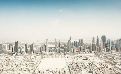 Dubai Aerial IV