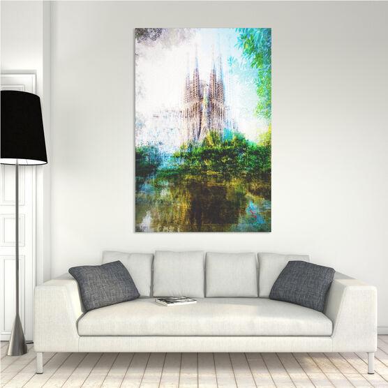 Photo Barcelona Placa de Gaudi - Laurent Dequick