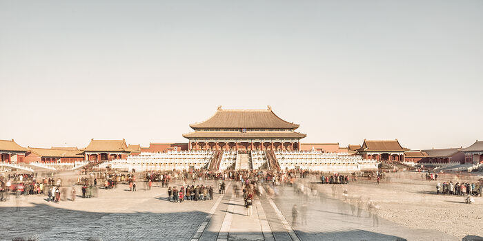 Photo BEIJING - HALL OF SUPREME HARMONY - Laurent Dequick