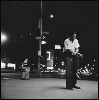 Photo Wayne Shorter - Francis Wolff