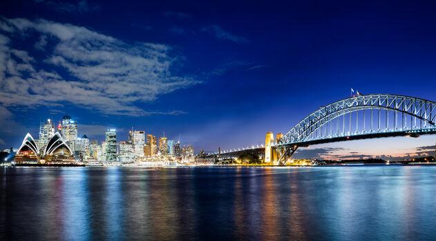 Photo Sydney Skyline III - Jörg Dickmann
