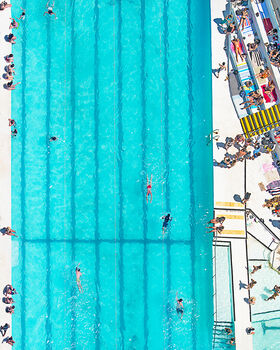 Photo SWIMMERS - Richard Hirst