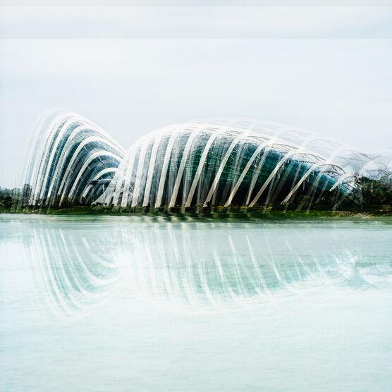 Photo Flower Dome - Laurent Dequick