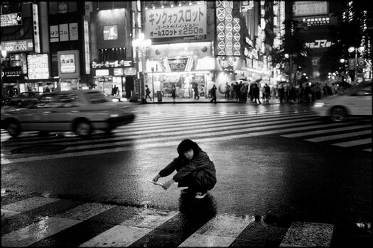 Photo Kabukicho - Xabi Etcheverry
