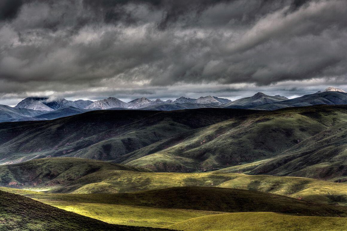 Photograph: Tibet oriental, Matthieu Ricard · YellowKorner