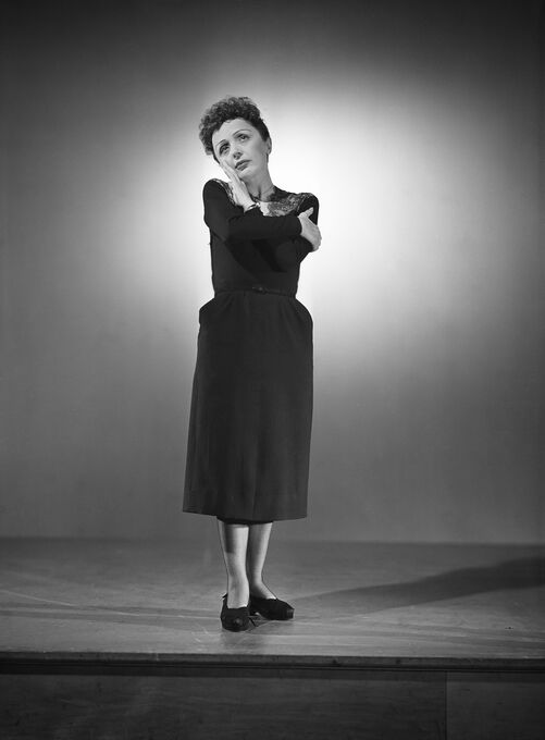 Photo Edith Piaf - PARIS STUDIO HARCOURT