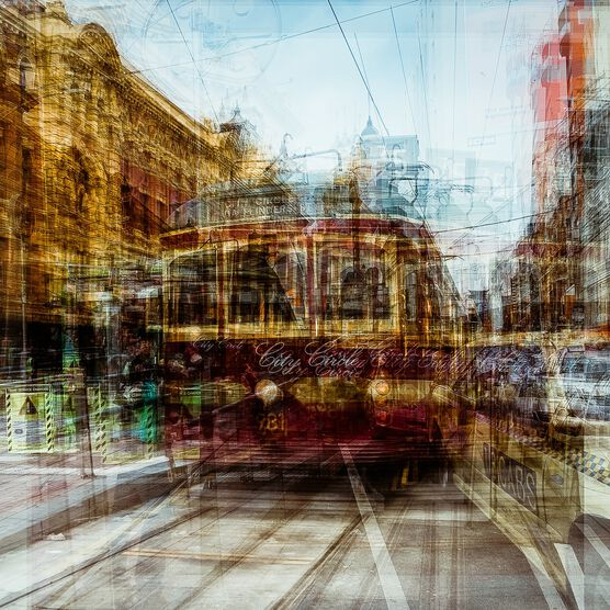 Photo Melbourne City Circle 981 - Laurent Dequick