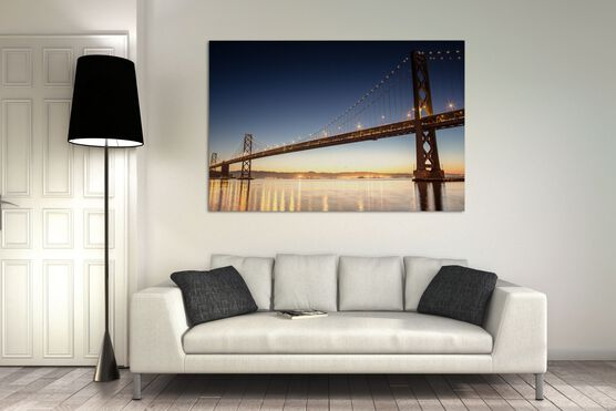 Photo San francisco bay bridge - Ludwig Favre