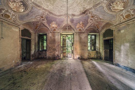 Photo Palazzo Sotto Voce - Aurélien Villette