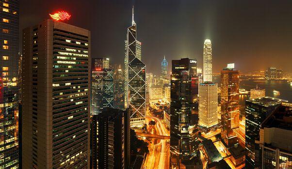 Photo Hong Kong #1 - Marcus Koppen