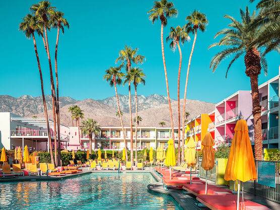 Photo PALM SPRINGS III - Ludwig Favre