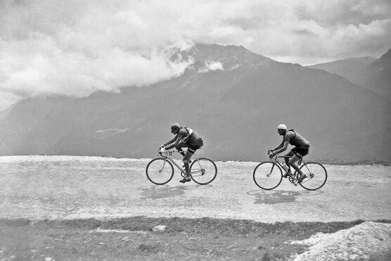 Photo Tour de France 1949 - SPORTS PRESSE