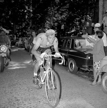 Photo Eddy Merckx, 1969 - SPORTS PRESSE