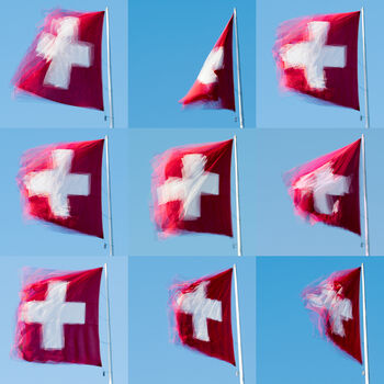Photo Swiss Flag - Laurent Dequick