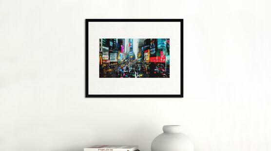 Photo Times Square II - Jörg Dickmann