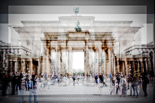Photo Berlin Brandenbourg Tor - Laurent Dequick