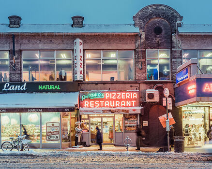 Photo The Antonio's Pizzeria, NYC - Franck Bohbot