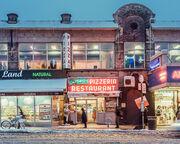 The Antonio's Pizzeria, NYC