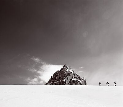 Photo Glacier East Greenland - Jon Wyatt