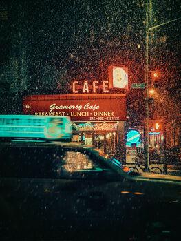 Photo GRAMERCY CAFE NYC - Franck Bohbot