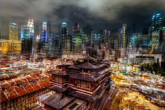 Photo China Town - Laurent Dequick