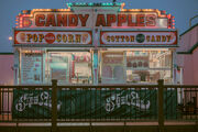 CANDY APPLES ATLANTIC CITY