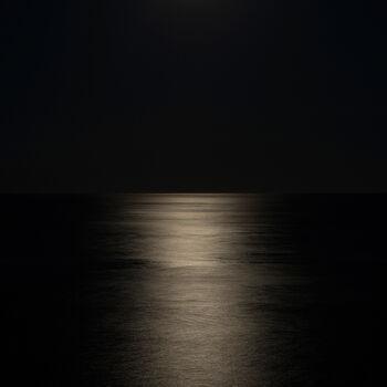 Photo Moon rise - PO CHEN